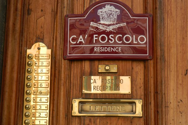 Residence Ca' Foscolo - фото 15