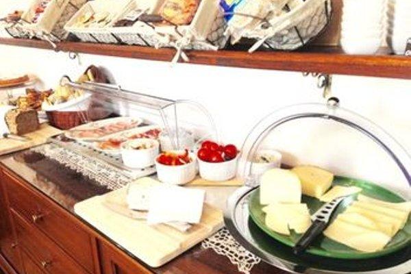 Gourmet B&B Villa Landucci - фото 12