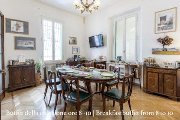 Gourmet B&B Villa Landucci - фото 13