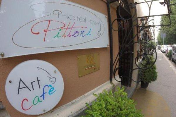 Hotel Dei Pittori - 16