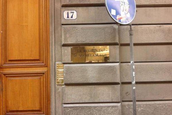 B&B La Residenza di Michelangelo - фото 13