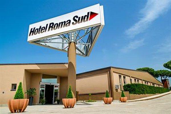 Hotel Roma Sud - фото 22