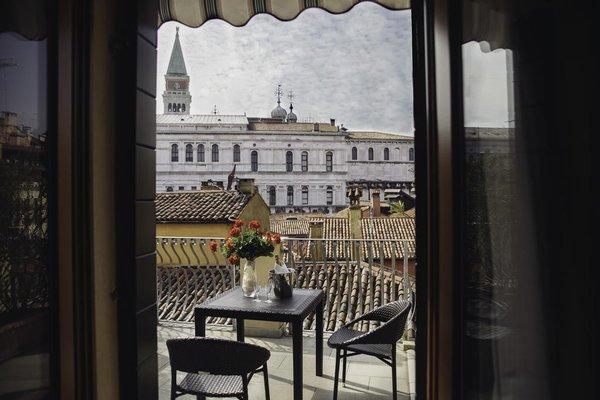 Hotel Antigo Trovatore - фото 21