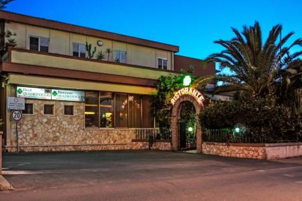 Hotel Quadrifoglio - фото 21