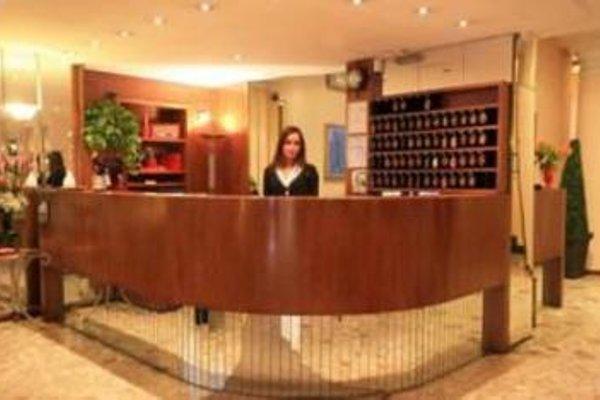 Best Western Premier Milano Palace Hotel - фото 9