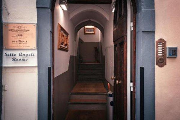 Sette Angeli Rooms - фото 14