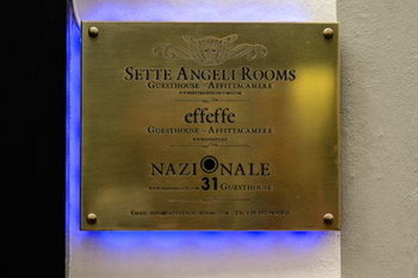 Sette Angeli Rooms - фото 15