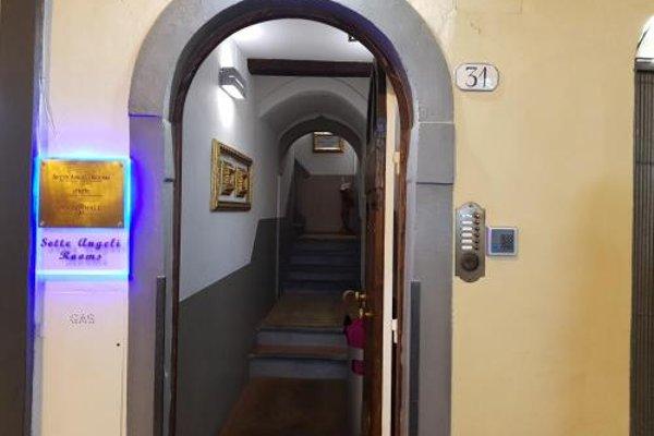 Sette Angeli Rooms - фото 16