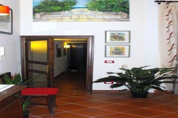 Гостевой дом Bed & Breakfast Casa Degli Artsti - фото 22
