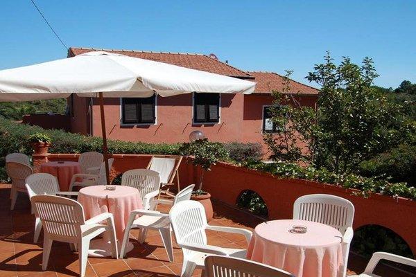 Residence Villa Franca - фото 13