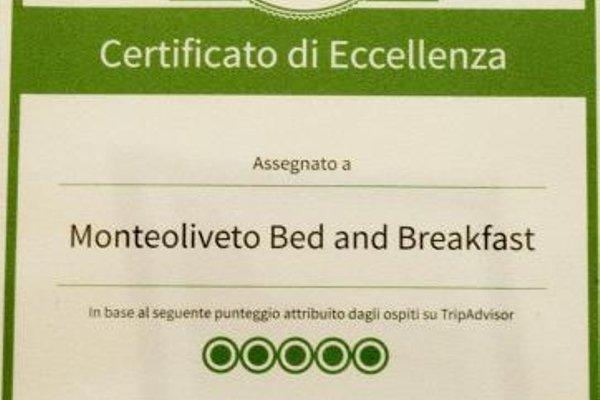 Monteoliveto Bed & Breakfast - фото 21