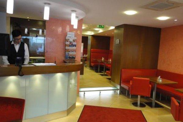 City Hotel Albrecht - 17