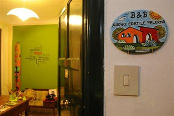 Nuovo Cortile Palermo Bed and Breakfast - 15