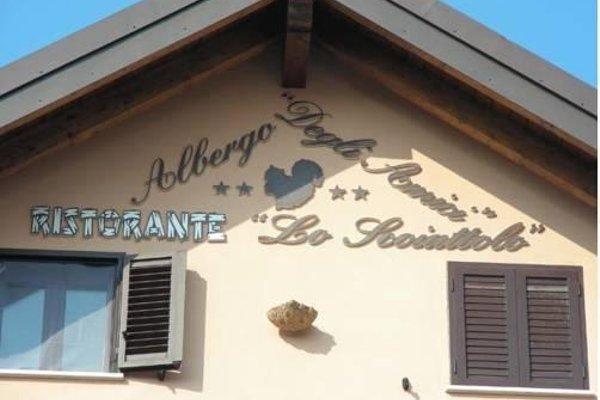 Albergo Degli Amici - фото 23