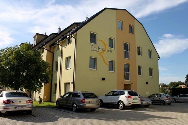 Das Reinisch - Apartments Vienna - фото 22