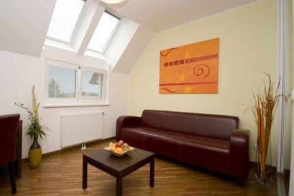 Das Reinisch - Apartments Vienna - фото 8