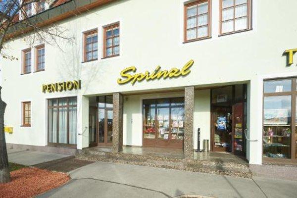Pension Sprinzl - фото 18