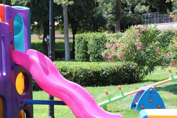 Hotel Parco Dei Cavalieri - фото 16