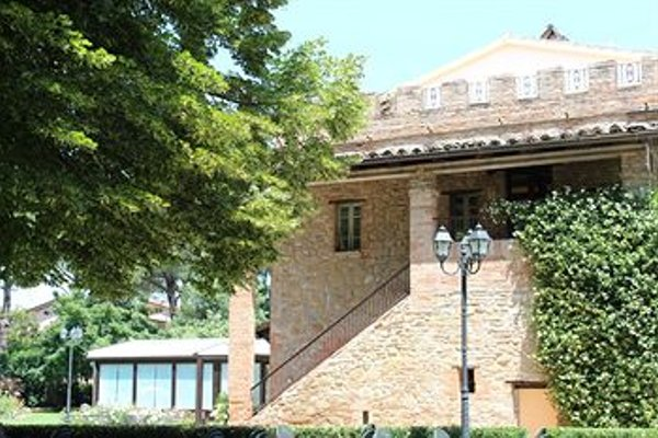 Hotel Parco Dei Cavalieri - фото 22