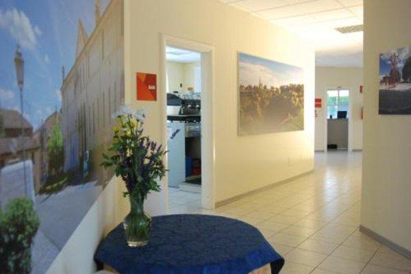 Hotel Motel Fiore - фото 14