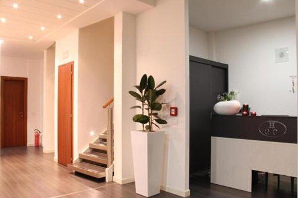 Hotel Giulio Cesare - фото 21