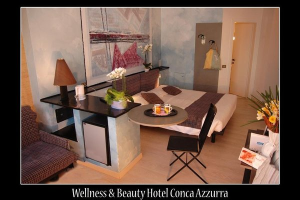 Conca Azzurra Wellness & Beauty Hotel - фото 6