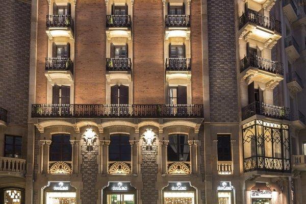 Отель Monument - фото 23