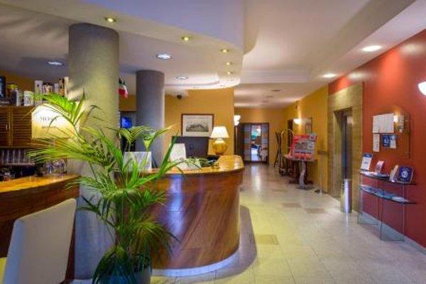 Hotel Des Alpes - фото 16