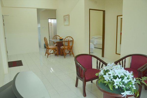 Seaview Apartment - фото 8