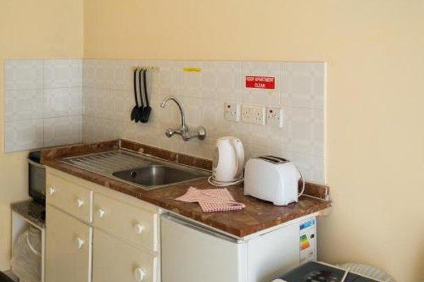 Mavina Hotel & Apartments - фото 10