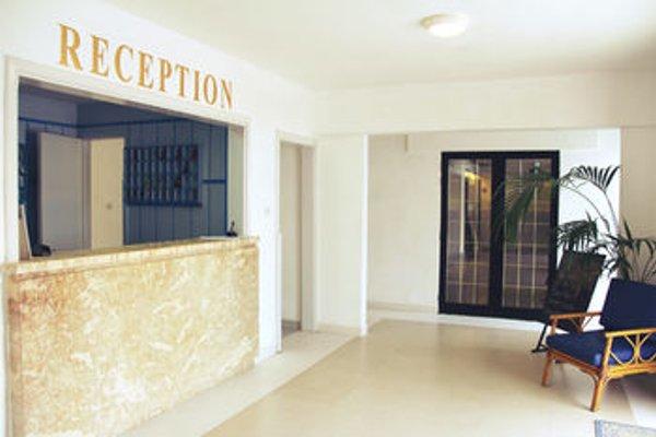 Mavina Hotel & Apartments - фото 14