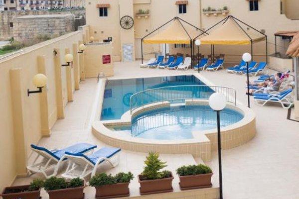 Mavina Hotel & Apartments - фото 21