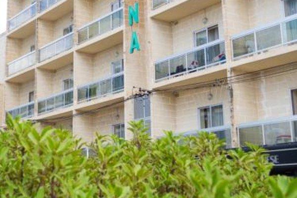 Mavina Hotel & Apartments - фото 23