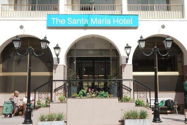 The Santa Maria Hotel - фото 23