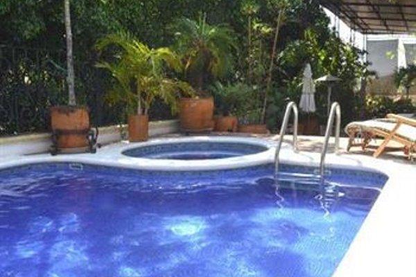 Los Pilares Hotel - фото 22