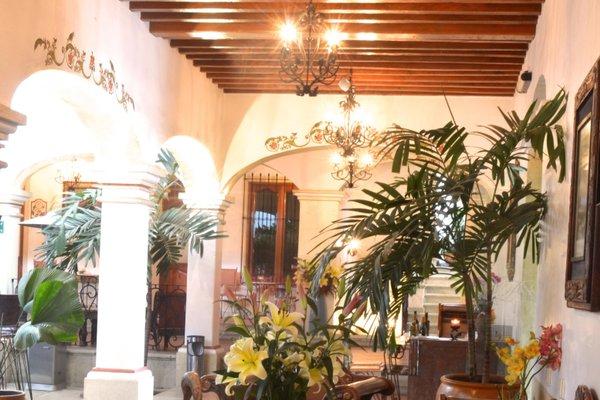 Los Pilares Hotel - фото 3