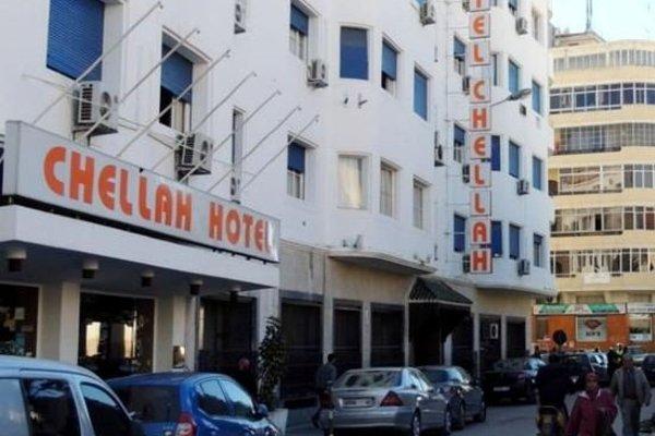 Hotel Chellah - фото 23