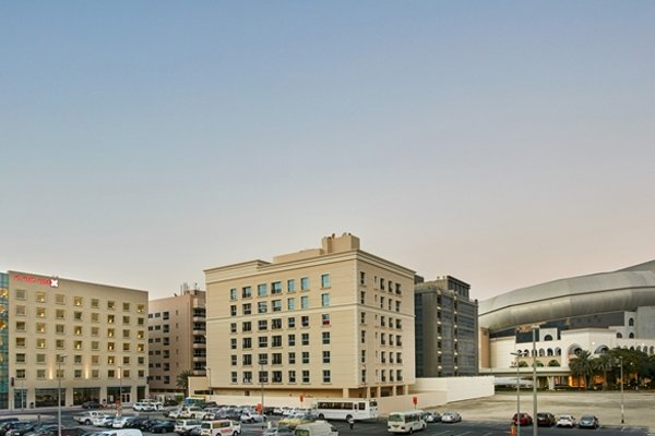 Hilton Garden Inn Dubai Mall Of The Emirates - фото 21