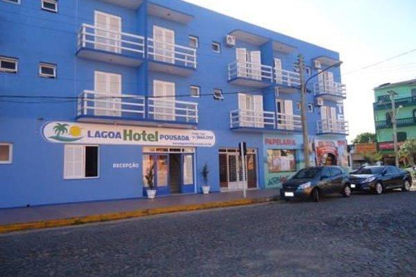 Lagoa Hotel Pousada - фото 21