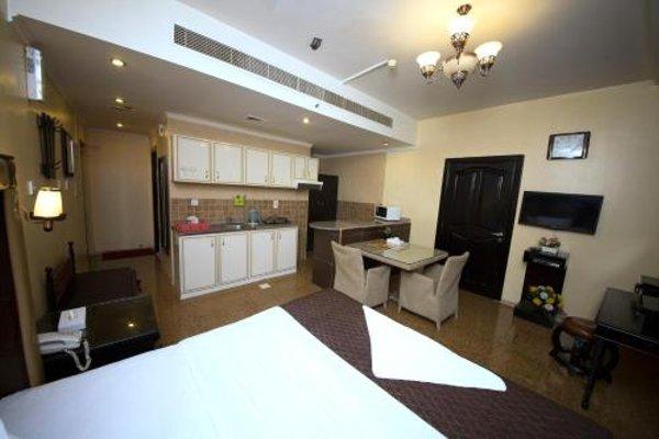 Hafez Hotel Apartments - фото 10