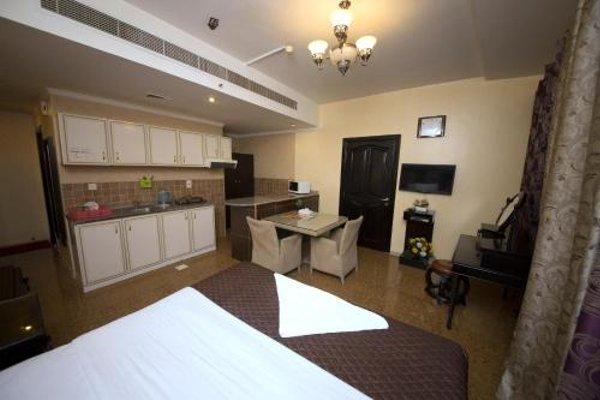 Hafez Hotel Apartments - фото 11