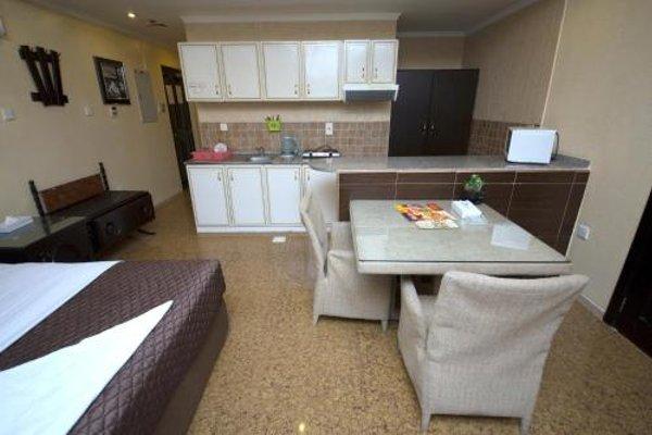 Hafez Hotel Apartments - фото 16