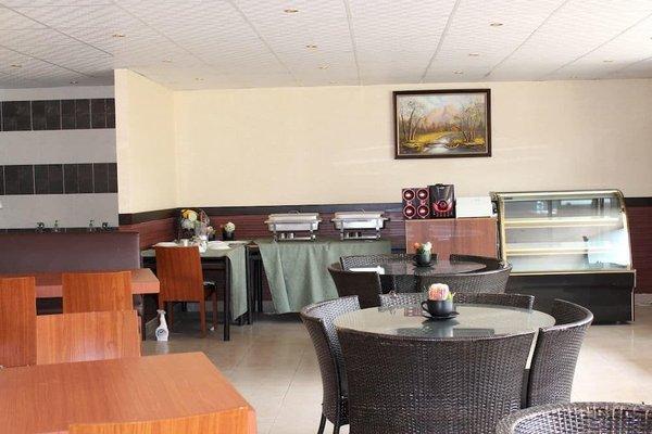 Hafez Hotel Apartments - фото 19