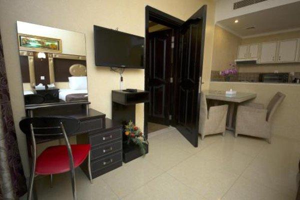 Hafez Hotel Apartments - фото 20