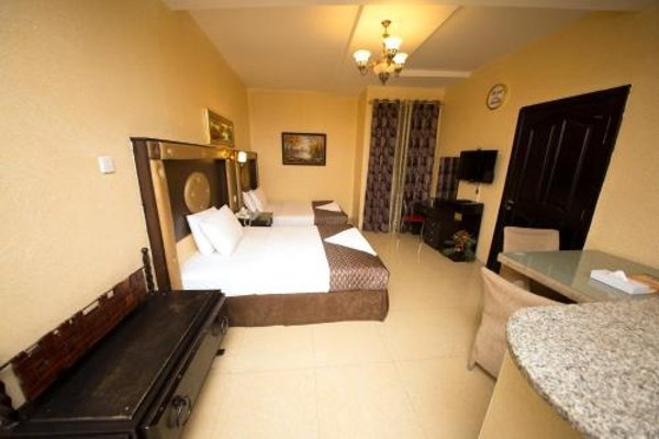 Hafez Hotel Apartments - фото 3