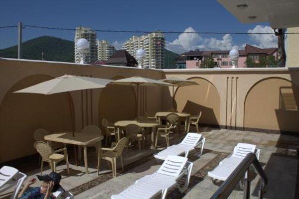 Отель Золотая Империя - фото 19