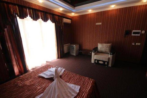 Отель Золотая Империя - фото 8