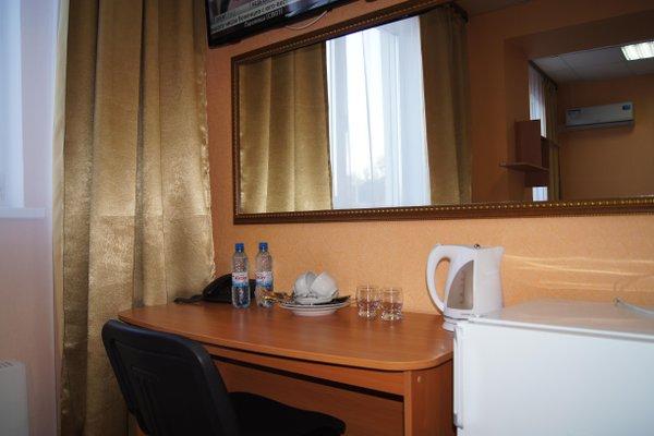 Гостиница Радуга - фото 17