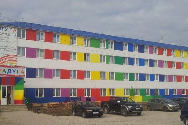 Гостиница Радуга - фото 22