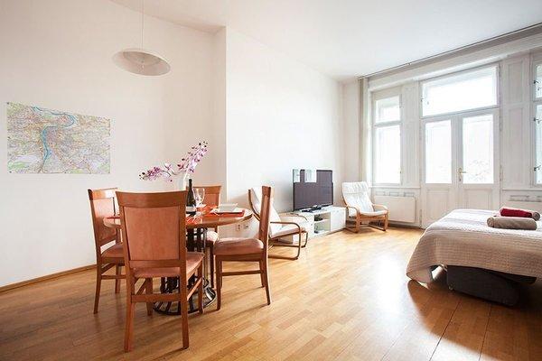 Riverview Apartments Prague - фото 14